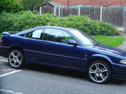 1997 rover 1.8 vvc coupe