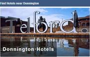 Hotels in Donnington,  Telford and Wrekin UK
