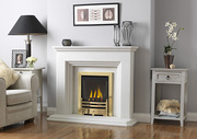 Buy electric as well as gas fireplace from Charlton & Jenrick Ltd