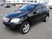 2007 MERCEDES-BENZ 2007 57 REG MERCEDES ML 320 CDI SPORT AUTO METALLI