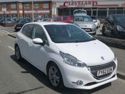 Peugeot Only 25000 miles
