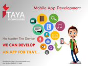 Software Development Company India | Tayatech